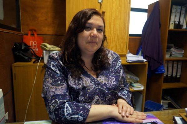 Marisol Enríquez es la coordinadora de la Unidad del Adulto Mayor de la Municipalidad de Talcahuano.