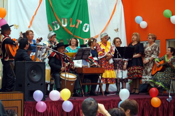 La Unión Comunal del Adulto Mayor de Talcahuano es presidida por Milagros Inzunza
