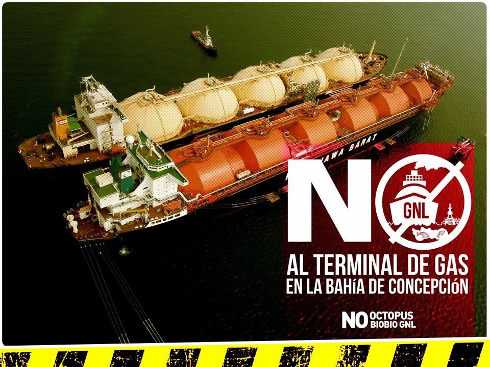 http://www tribunadelbiobio cl - Proyecto Terminal GNL Penco